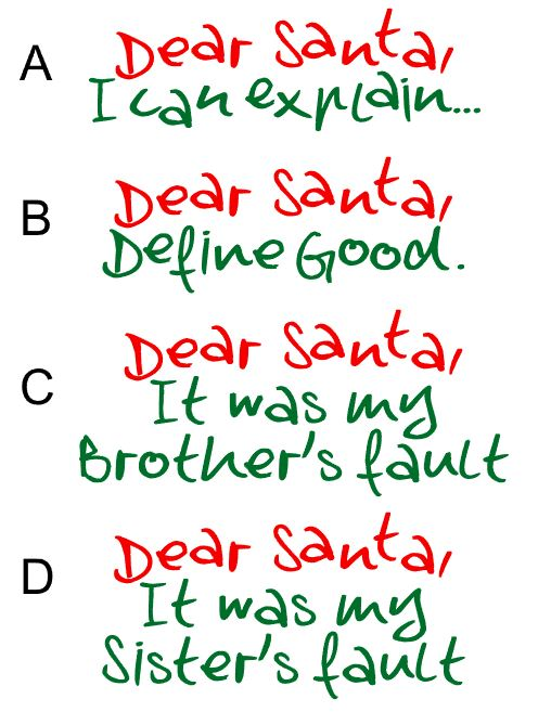 dear santa the effects of television Bijmolt, t et al (1998) children's understanding of tv advertising: effects of  a  (2002) dear santa: the effects of television advertising on young children.