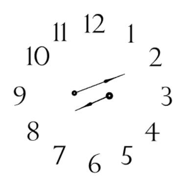 Klassisk klocka