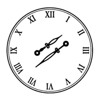 Romersk klocka